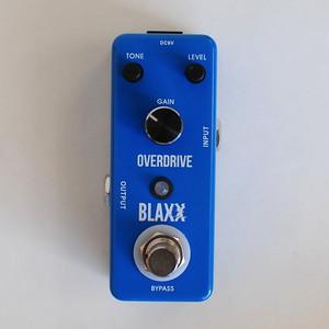 Blaxx Overdrive A Mini Pedal