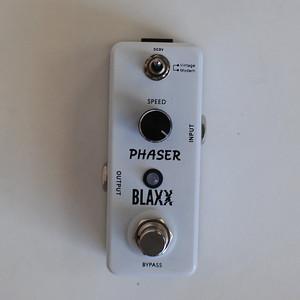 Blaxx Phaser Mini Pedal