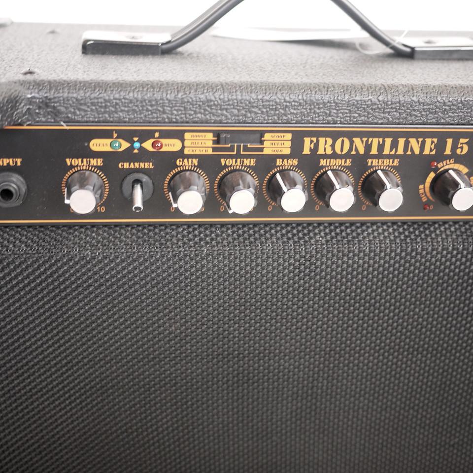 Nux Frontline 15 Guitar Amp