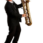 Kevin Gawthorp, Baritone Sax